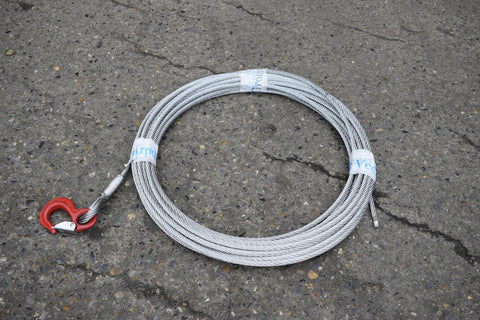 Wire Rope - 10mm (7x 19) x 24m