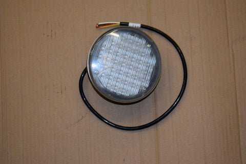 LED Round Light - Reverse