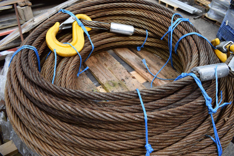 Wire Rope - WROHO-0037