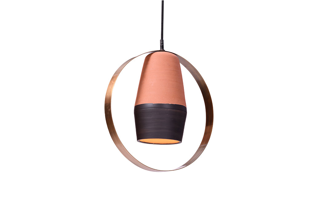 BLACK HULA -II PENDANT LIGHT