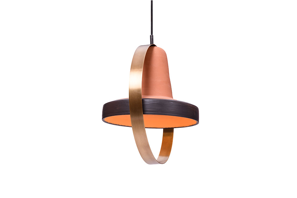 BLACK HULA - IV PENDANT LIGHT