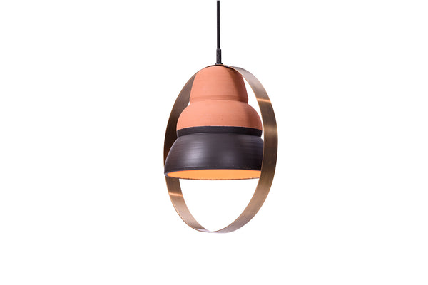 BLACK HULA - V PENDANT LIGHT