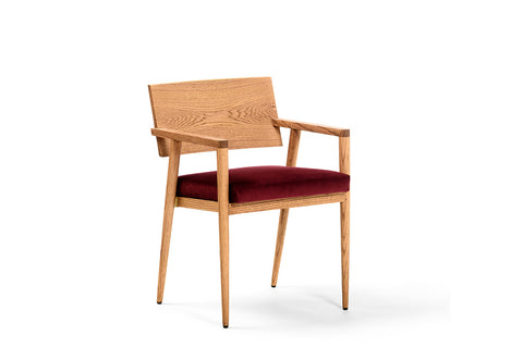 MAMBA - BURGUNDY Chair