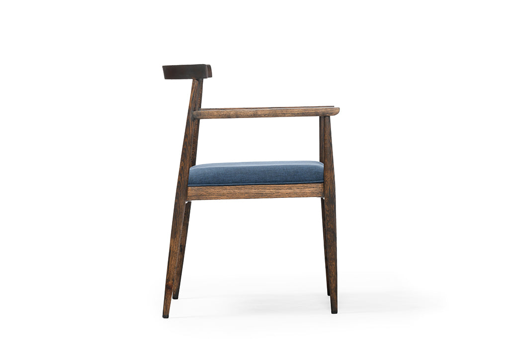 NAVY MARCO CHAIR