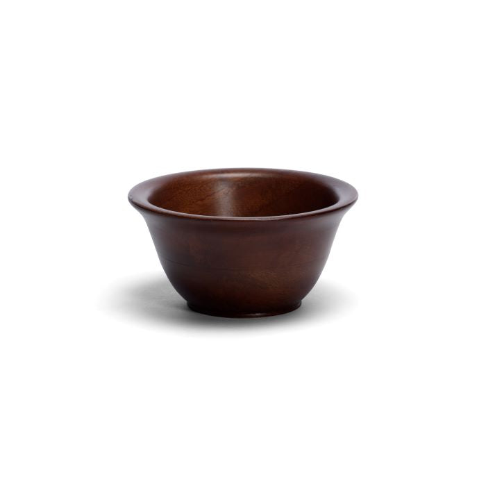 MIKA-PLAIN WOODEN BOWL