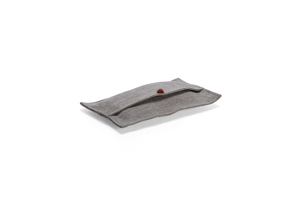 PILO - GREY TISSUE HOLDER