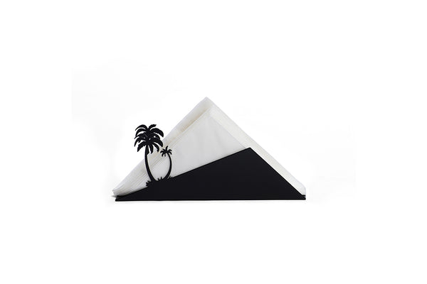 BLACK SAND DUNE TISSUE HOLDER