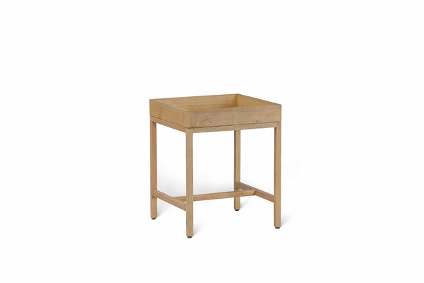 TRÉ - NATURAL SIDE TABLE
