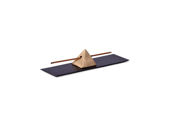WYCK - PYRAMID INCENSE STICK HOLDER