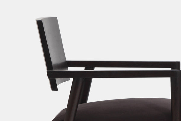 MAMBA CHARCOAL CHAIR