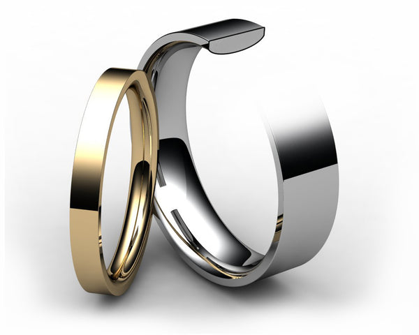 Flat Court Wedding Band
