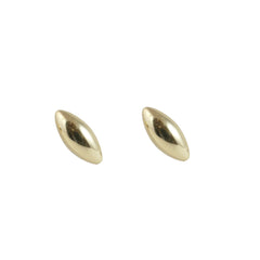 14ct Yellow Gold Stud Earrings