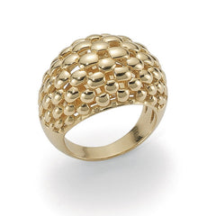 18ct Yellow Gold Chelonia Ring