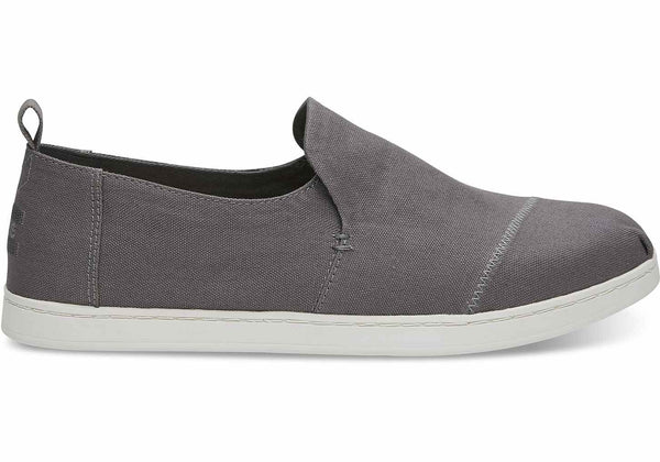 Toms - Men Deconstructed Alpargatas/Vegan - Shade Canvas