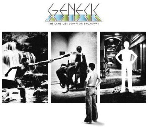 Genesis - The Lamb Lies Down On Broadway (180 Gram Remastered Double Vinyl Gatefold Album)