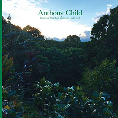 Anthony Child - Electronic Recordings From Maui Jungle Vol 1 (Gatefold Double Vinyl Album)