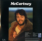 Paul McCartney - McCartney (180 Gram Remastered Audiophile Vinyl Gatefold Album + MP3 Download Code)