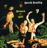 Harsh Reality - Heaven & Hell - Limited Edition 500 Copies (Vinyl Gatefold Album)