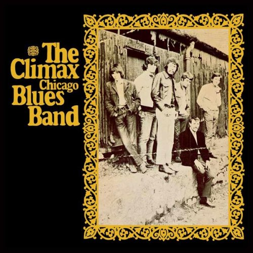 The Climax Chicago Blues Band - The Climax Chicago Blues Band (Vinyl Gatefold Album)