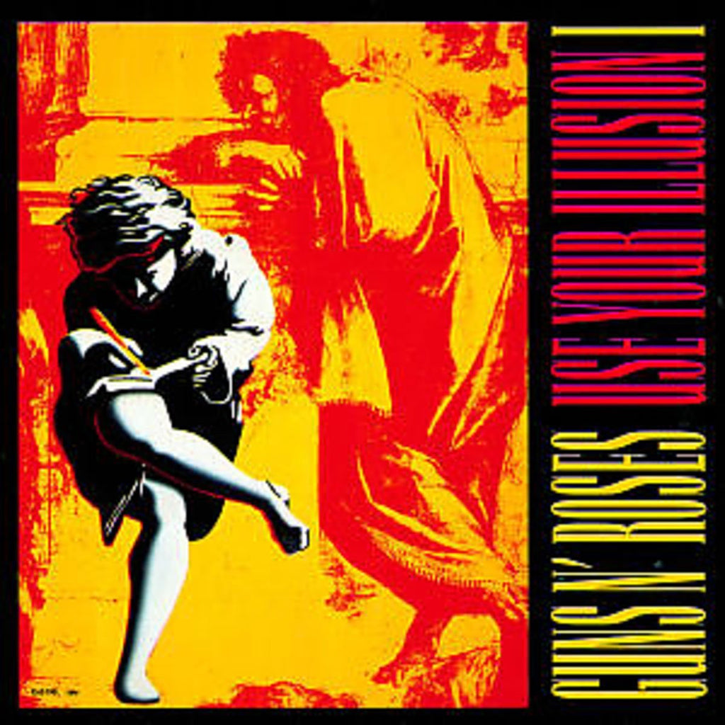 Guns N' Roses - Use Your Illusion I (180 Gram Remastered Double Vinyl Album)