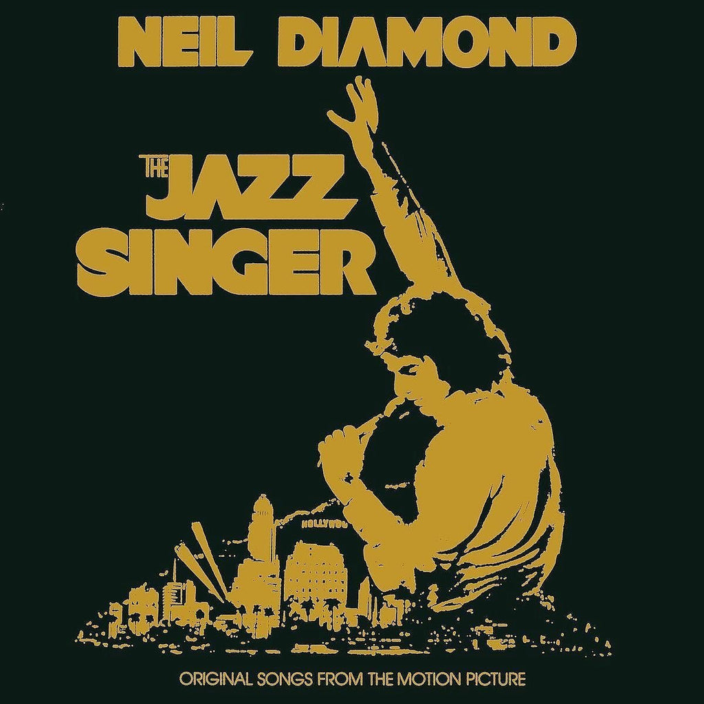 Neil Diamond - The Jazz Singer - Original Motion Picture Soundtrack (Gatefold Album)