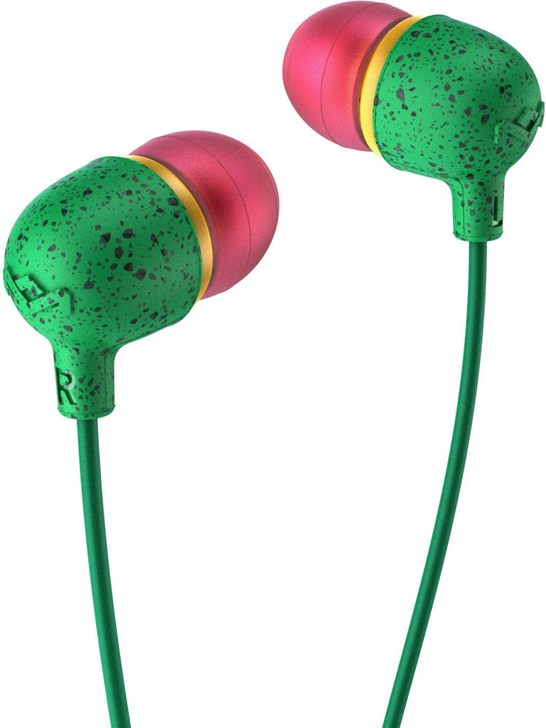 Marley - Little Bird In-Ear Headphones - Rasta