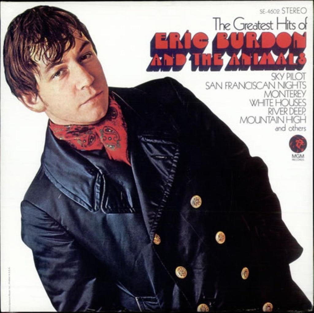 Eric Burdon And The Animals - The Greatest Hits Of