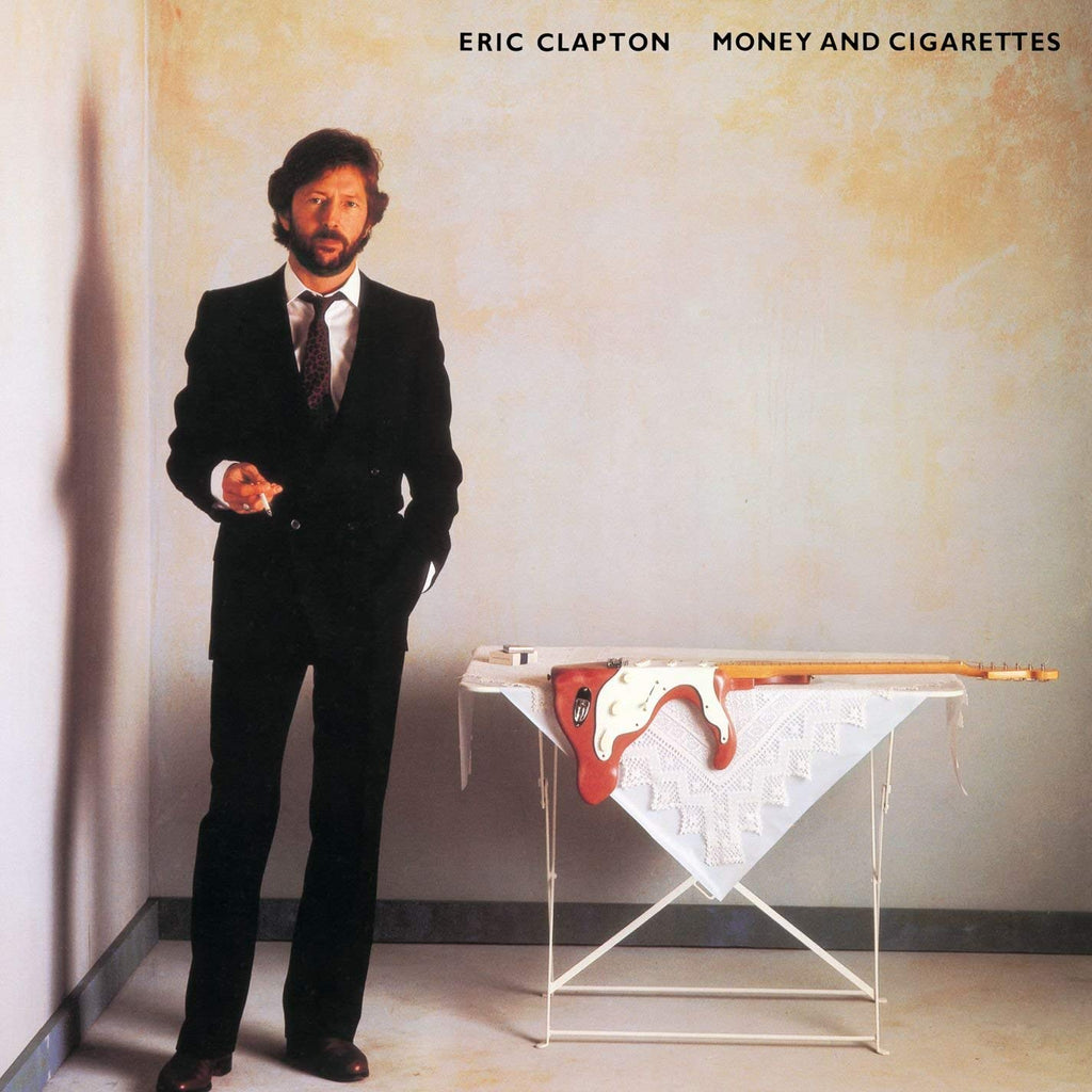Eric Clapton - Money And Cigarettes  (Remastered Vinyl Album)
