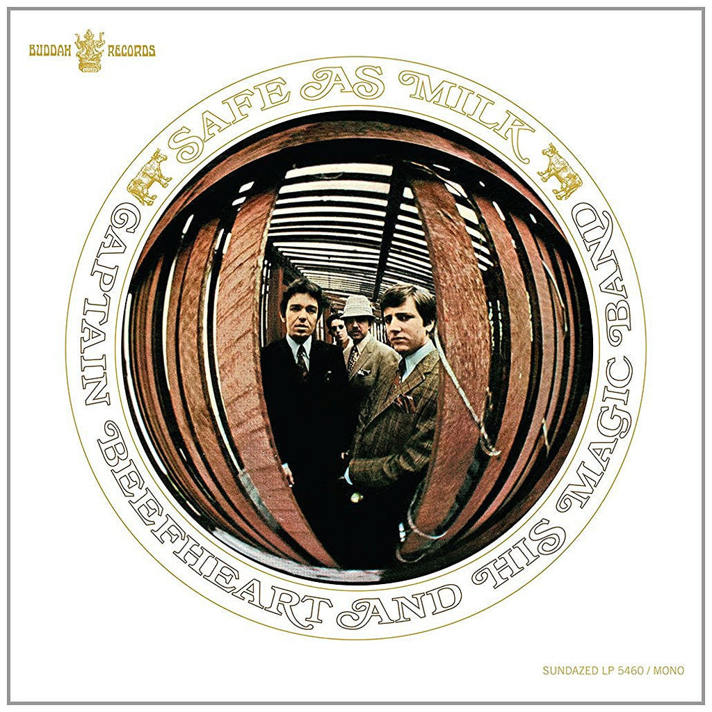 Captain Beefheart And His Magic Band -  Safe As Milk (180 Gram Double Vinyl Album)