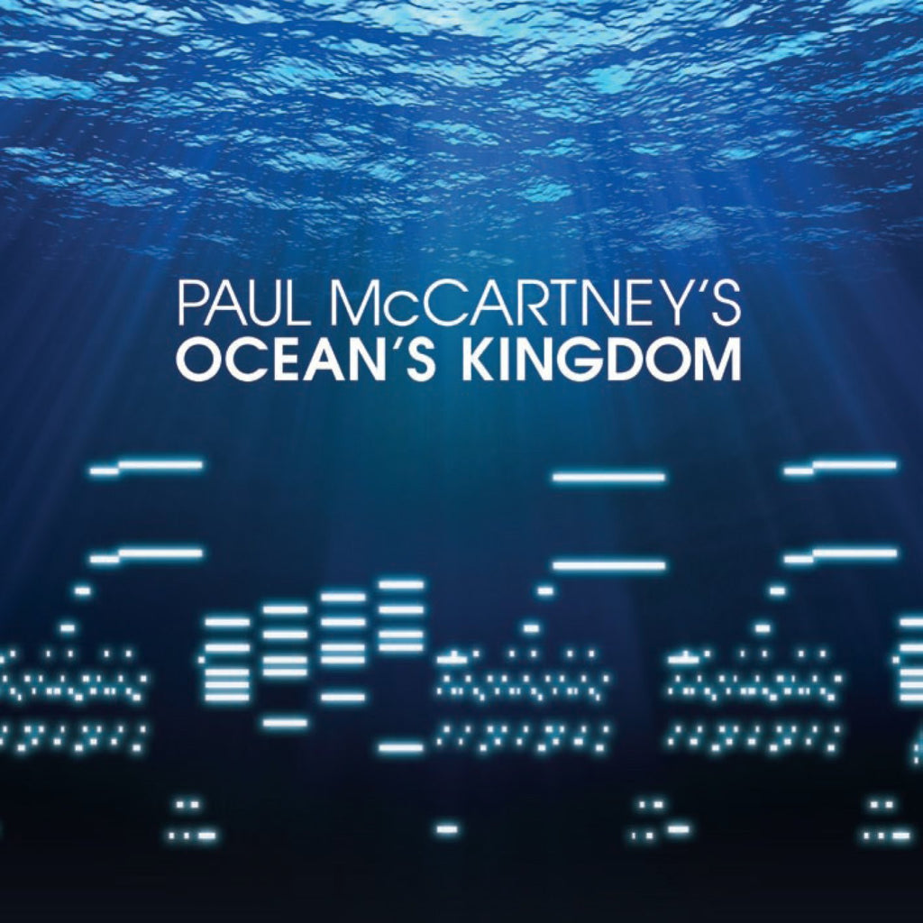 Paul McCartney - Ocean's Kingdom (180 Gram Audiophile Double Vinyl Album + Digital Download)