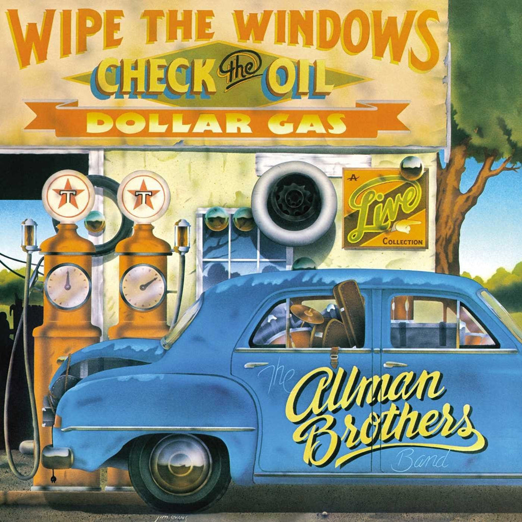 The Allman Brothers Band - Wipe The Windows, Check The Oil, Dollar Gas (180 Gram Double Vinyl Album)