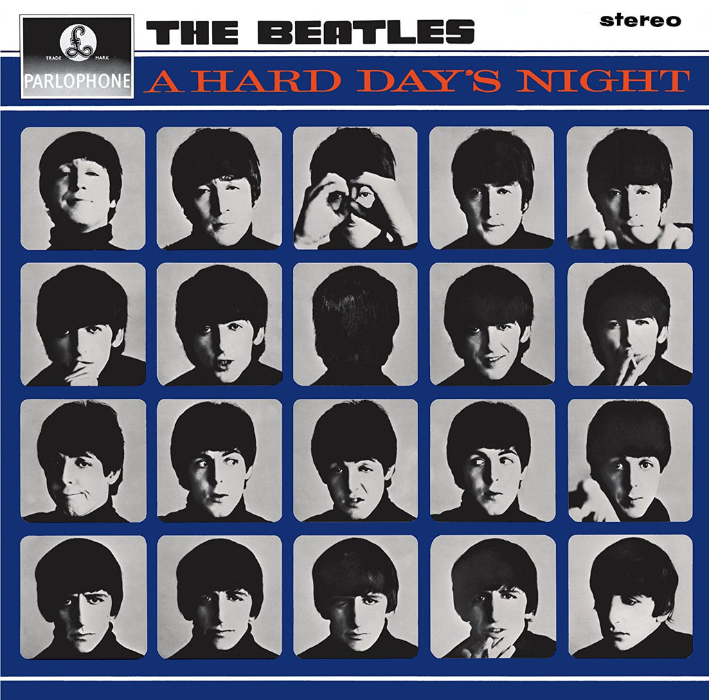 The Beatles - A Hard Day's Night (180 Gram Vinyl)