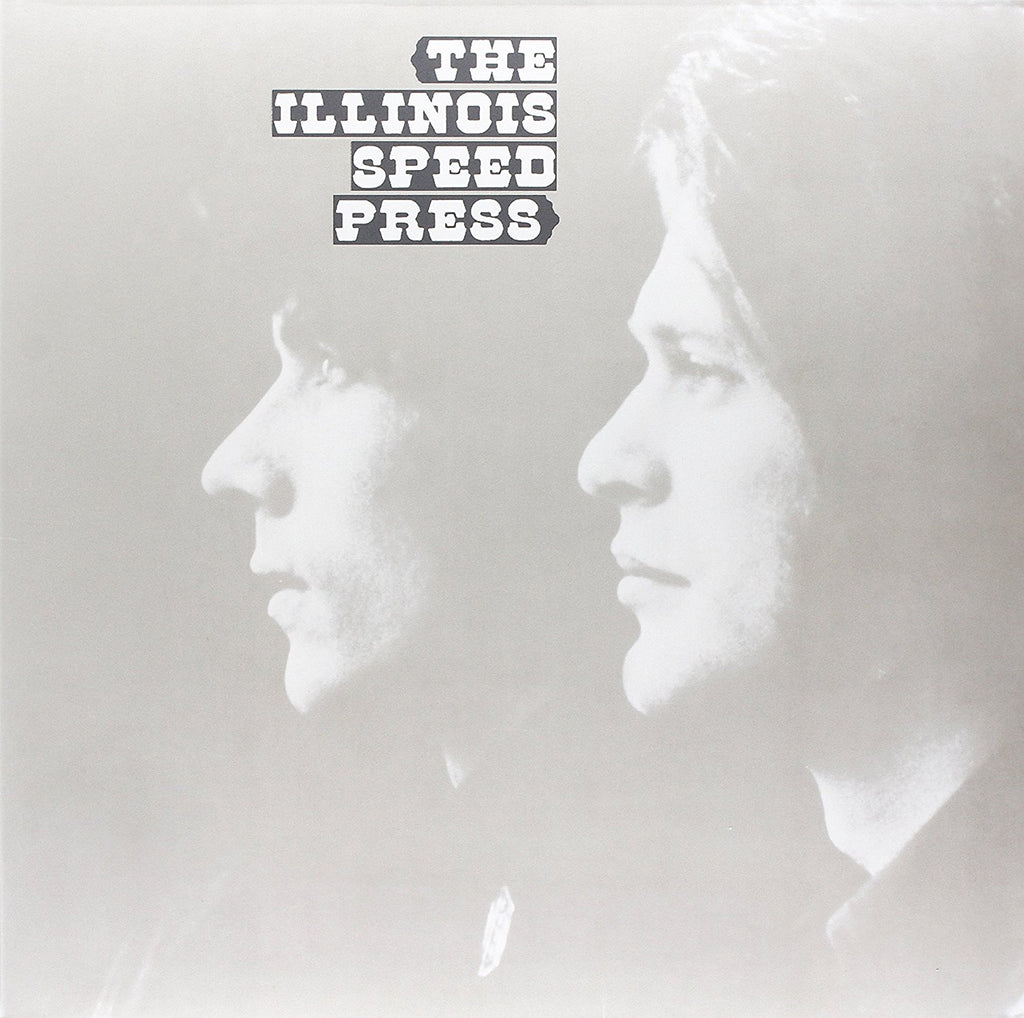 Illinois Speed Press - The Illinois Speed Press (Gatefold Vinyl Album)
