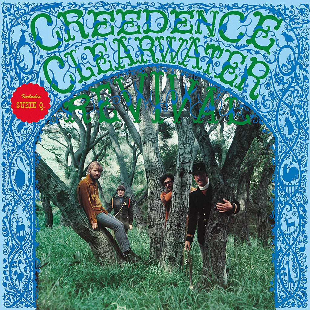 Creedence Clearwater Revival - Creedence Clearwater Revival (180 Gram Vinyl)
