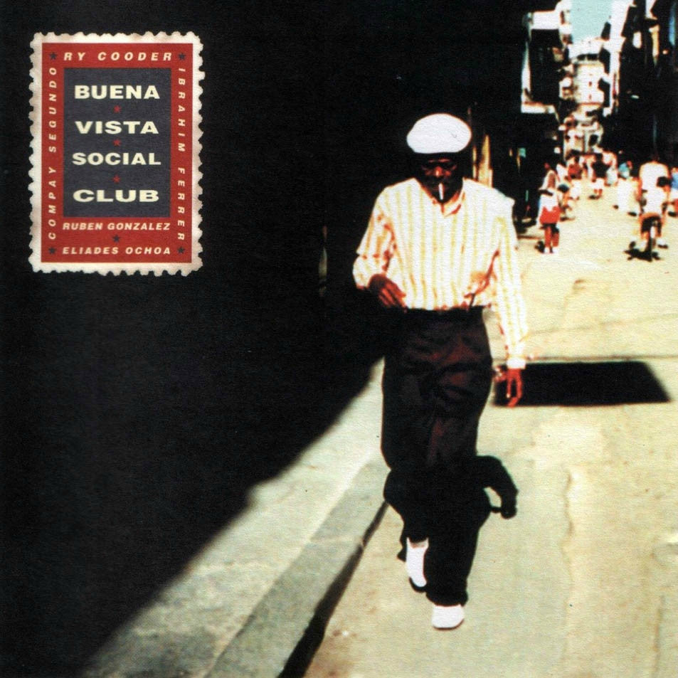 Buena Vista Social Club  - Buena Vista Social Club (180 Gram Double Vinyl Album)