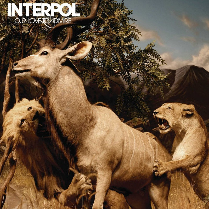 Interpol - Our Love To Admire (180 Gram Double Vinyl Album)