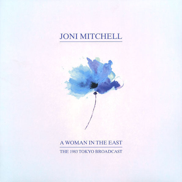 Joni Mitchell -  A Woman In The East. The 1983 Tokyo Broadcast - Double Vinyl Album