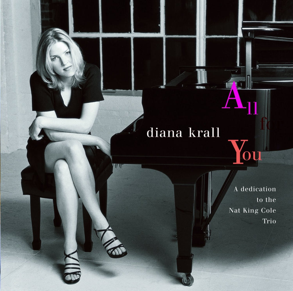 Diana Krall - All For You - A Dedication To The Nat King Cole Trio (180 Gram Double Vinyl Album)