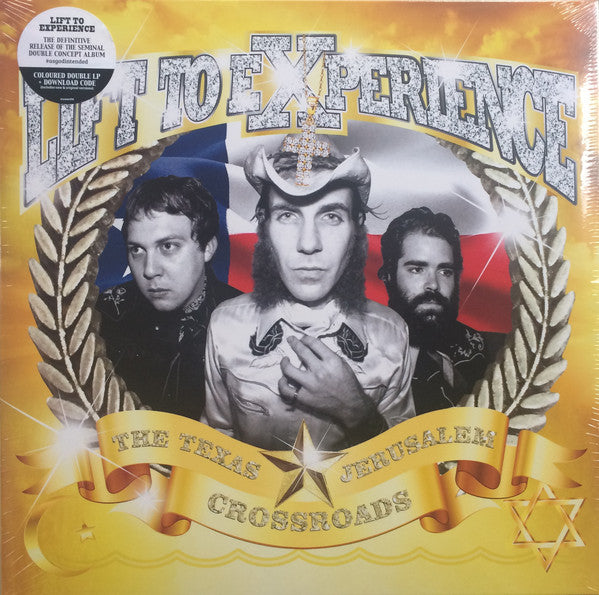 Lift To Experience - The Texas-Jerusalem Crossroads (Blue & Red Double Vinyl Album)