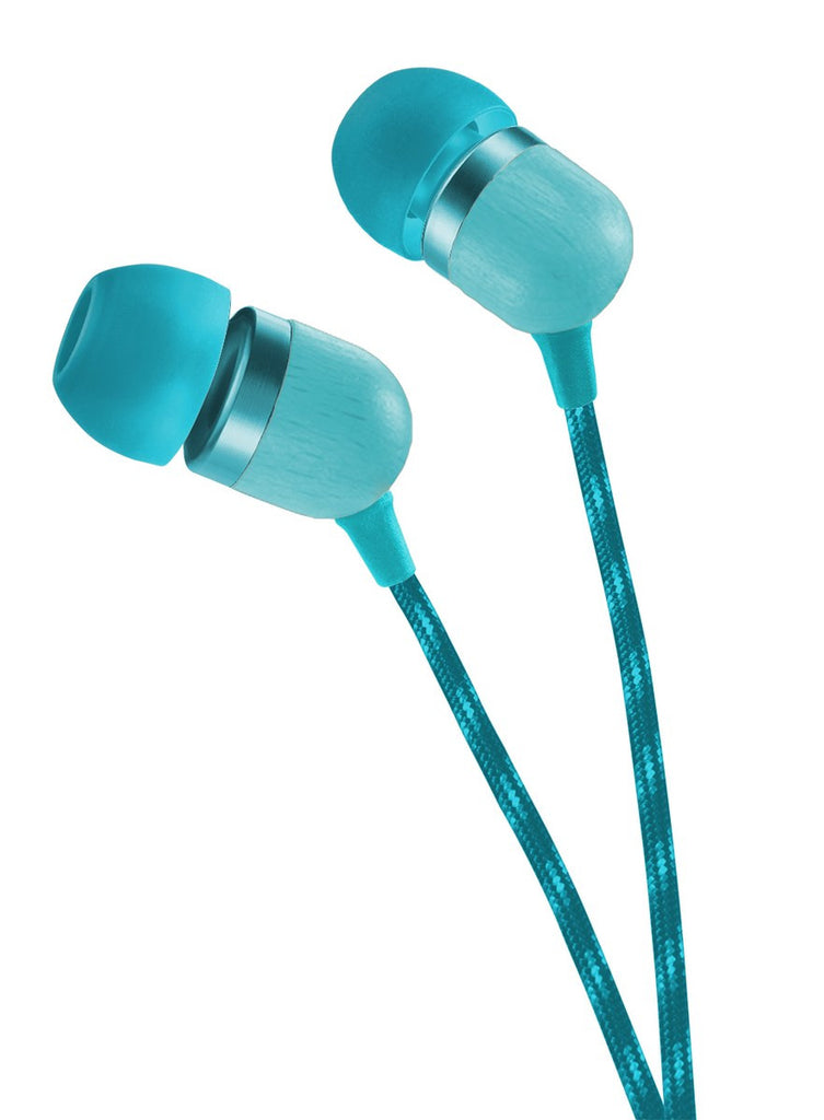 Marley - Smile Jamaica In-Ear Headphones - Teal