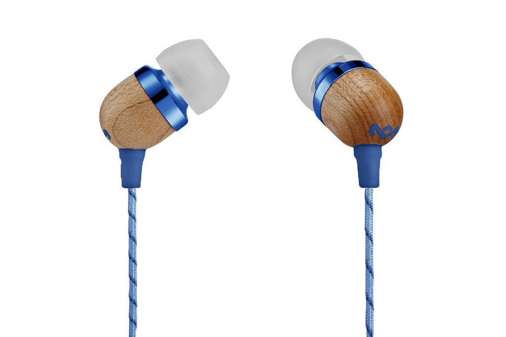 Marley - Smile Jamaica In-Ear Headphones - Denim