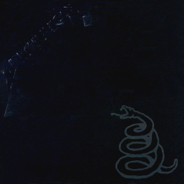 Metallica - Metallica (Double Vinyl Album)