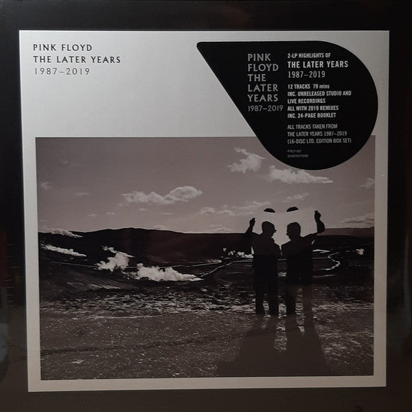 Pink Floyd - The Later Years 1987-2019 (Double Vinyl Compilation Album + 24-Page Booklet)