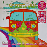The Grateful Dead - Smiling On A Cloudy Day (Remastered Translucent Violet Vinyl Compilation Album)