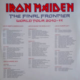 Iron Maiden - En Vivo! - Limited Edition (180 Gram Remastered Triple Vinyl Gatefold Album)