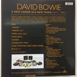 David Bowie - A New Career In A New Town [1977-1982] - Limited Edition (Remastered 13 Vinyl Compilation Box Set + beautiful companion book)