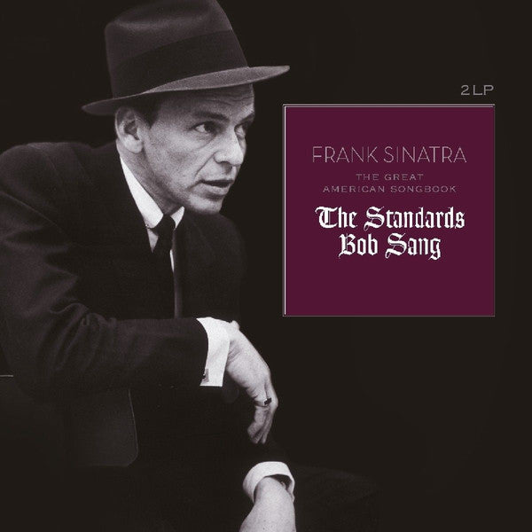 Sinatra Frank - The Great American Songbook (The Standards Bob Sang) - Limited Edition (Remastered Purple With Gold Swirl Double Vinyl Compilation Gatefold Album)