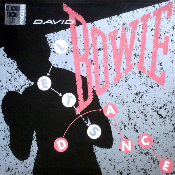 "David Bowie - Let's Dance (Demo) (12"", 45 RPM Single Vinyl Album) - Record Store Day"
