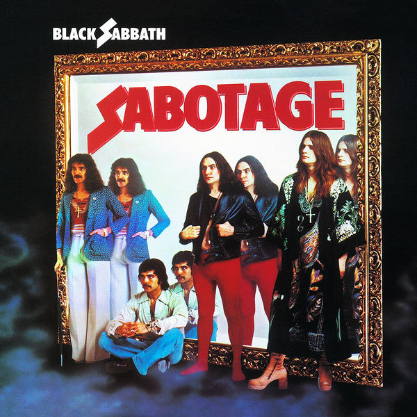 Black Sabbath - Sabotage (Remastered 180 Gram Vinyl Album)