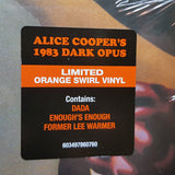 Alice Cooper - DaDa (1983 Dark Opus) - Limited Edition (Orange Swirl Vinyl)